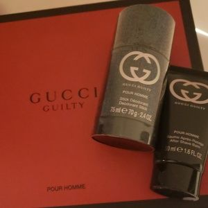 Gucci Guilty Deodorant & After Shave Balm